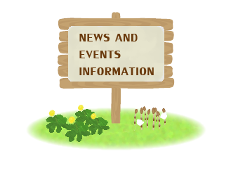 NEWS AND EVENTS INFORMATION